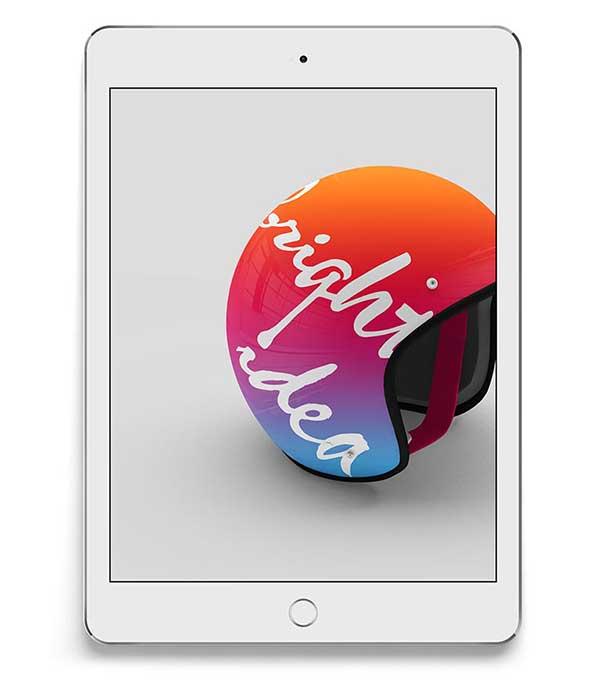 DIY Kickstart iPad